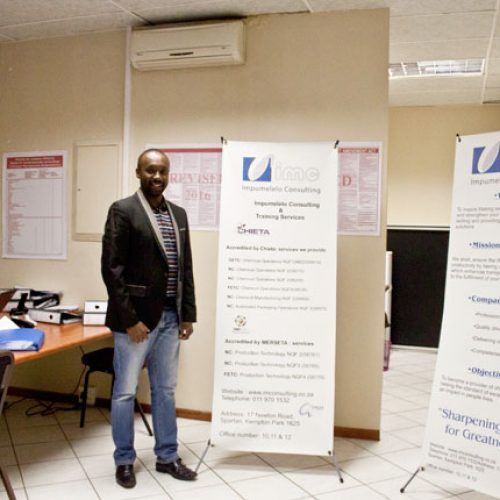 Impumelelo Consulting and Training - Training Facilities
